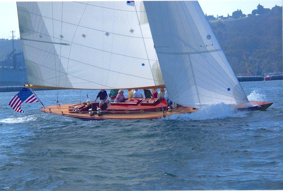 cotton blossom ii woodenboat magazine