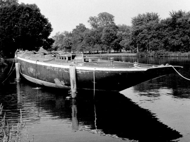 DORIS probably in 1984. Photo courtesy Sandeman Yacht Company.