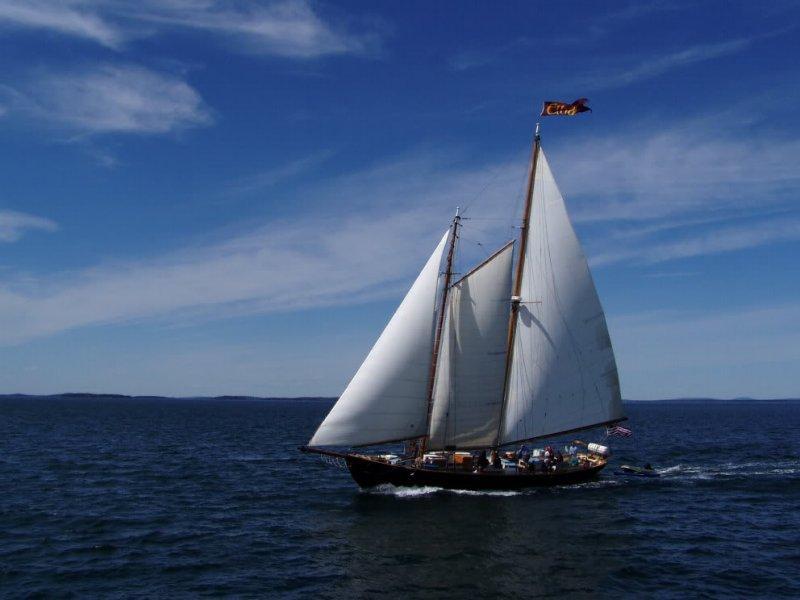 ELLIDA in Maine, 2006