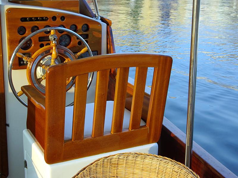 Andreyale 50 Commuter boat