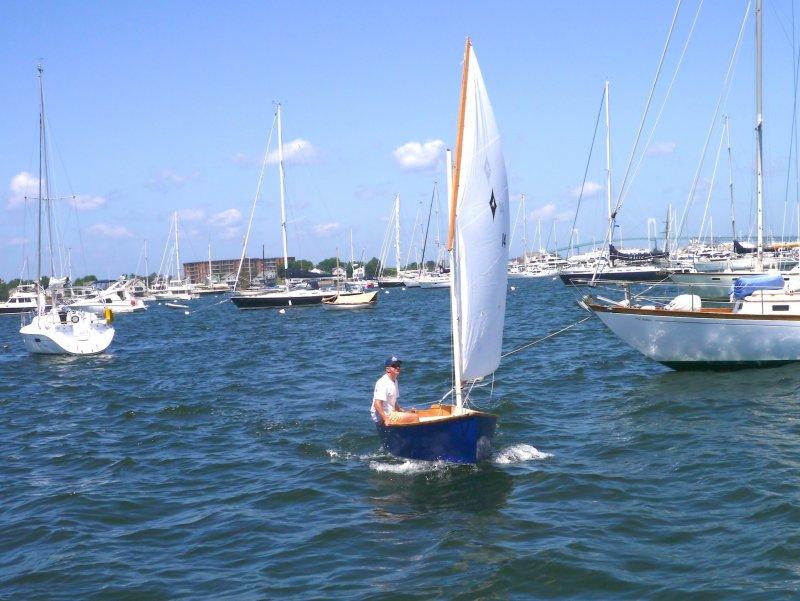 TIPTOES in Newport Harbor
