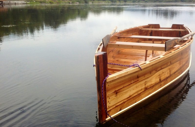 BESS Boat 17' Lapstrake Lake Boat