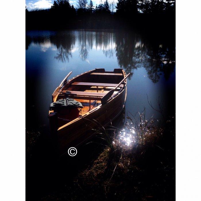 BESS Boat: Cheadle Lake, Lebanon, OR