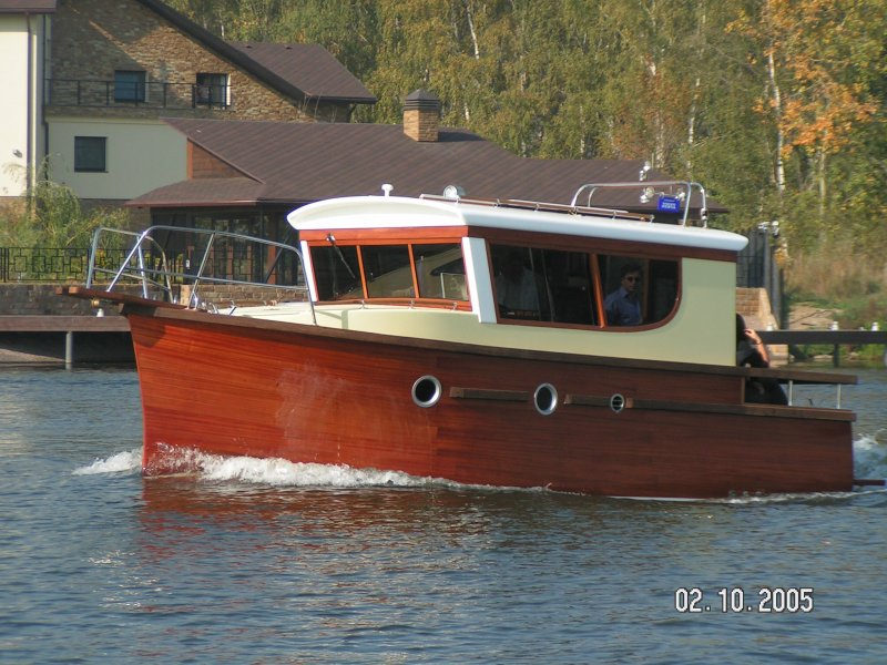 Tom Sawyer 25 power cruiser