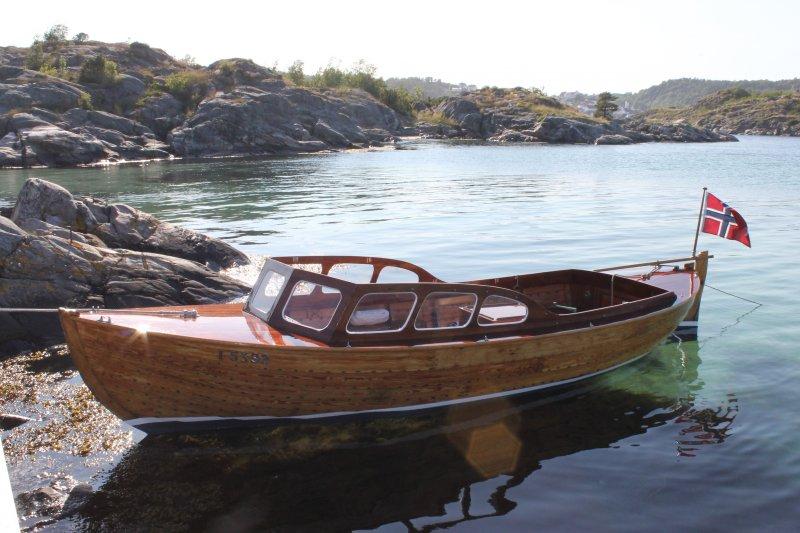 STJERNA is a Grimstad 21