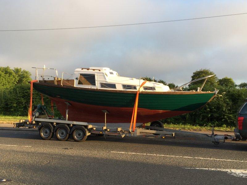 Stella Folkboat