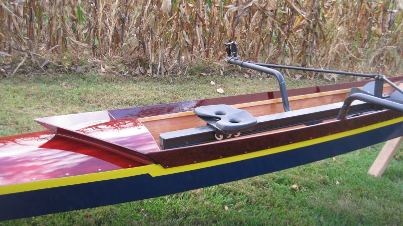 Shell rower