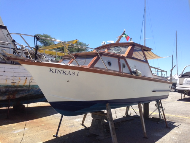 KINKAS I Power Cruiser