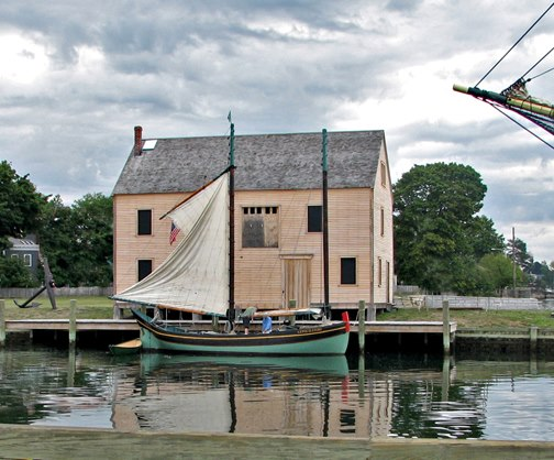 Photo courtesy Essex Shipbuilding Museum