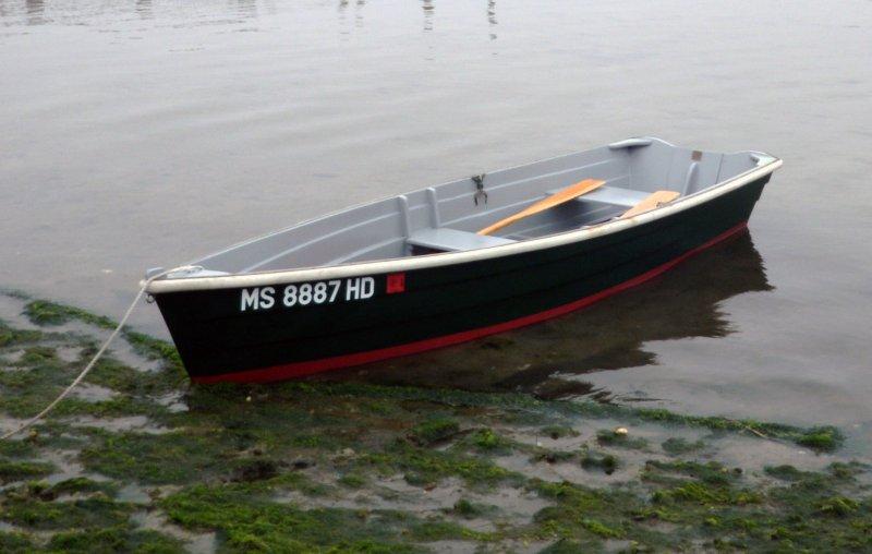 Flat Bottomed skiff