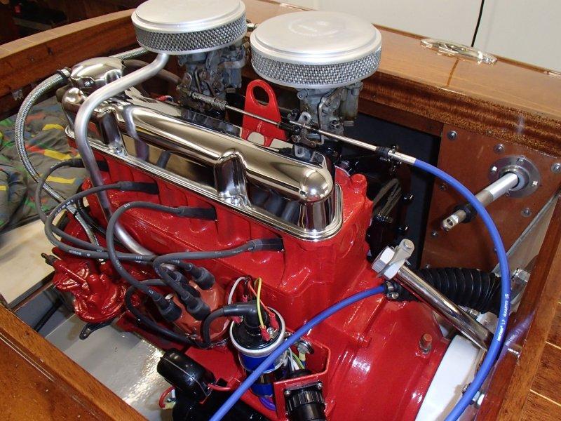 Volvo Penta B18 4 cilinder 110HP