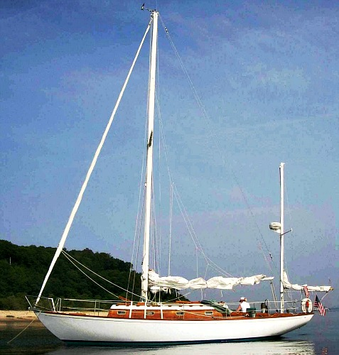 Little Harbor 36