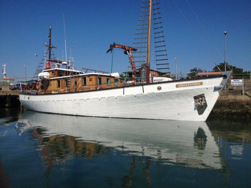 Angra Pequena Expedition Vessel