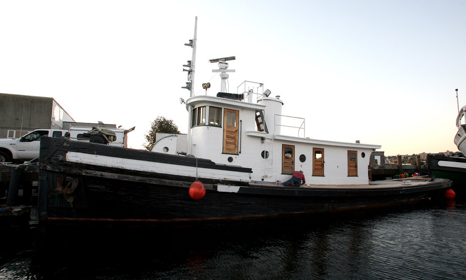 IVER, retired tugboat
