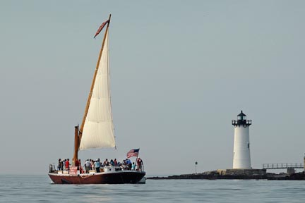 Piscataqua at Portsmouth Light