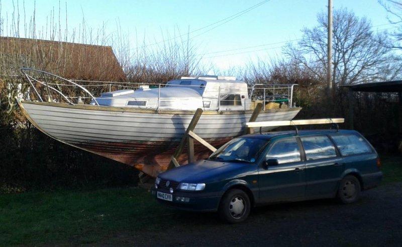 Stella Folkboat ' Oakleaf'