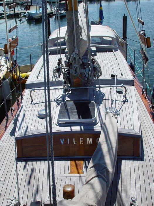 VILEMO, a Lofotenkutter