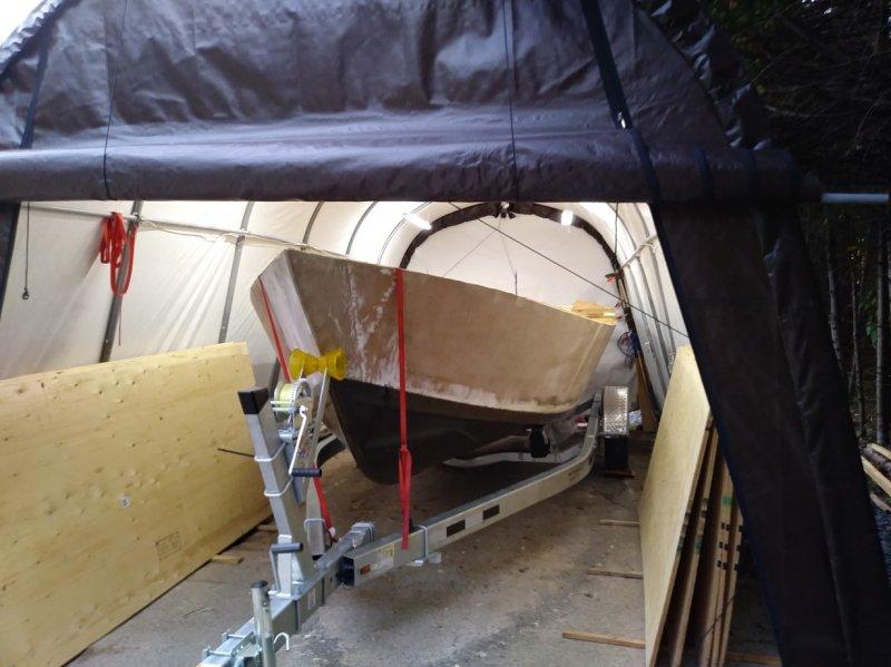 covidboat tolman alaskan skiff widebody