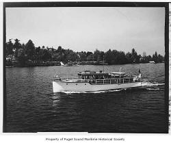 SHEARWATER photo courtesy Puget Sound Maritime Historical Society.