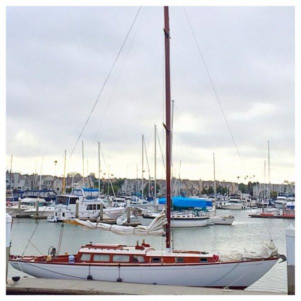 AIKANE, at the dock
