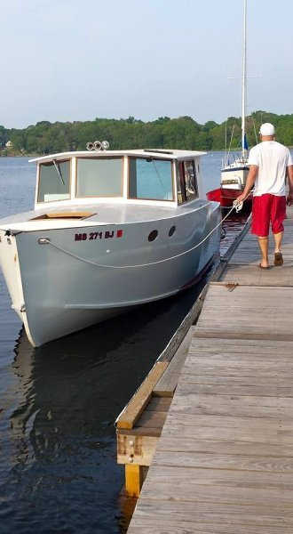 Downeast cruiser