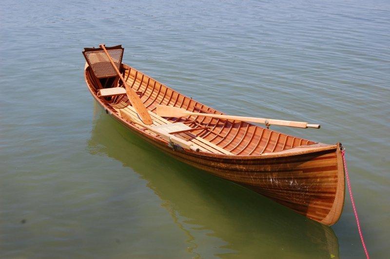Adirondack Guide-boat.