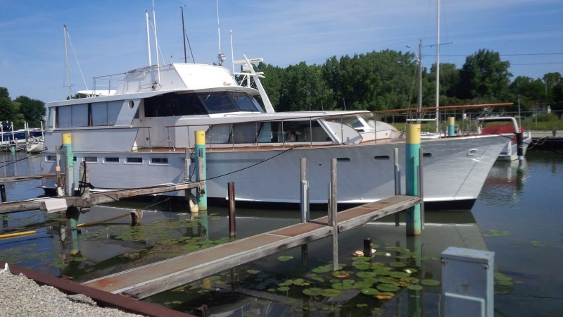 1971 60 foot Pacemaker