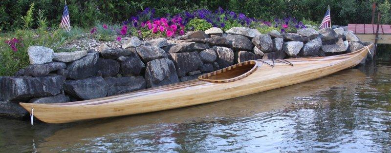 Night Heron kayak.