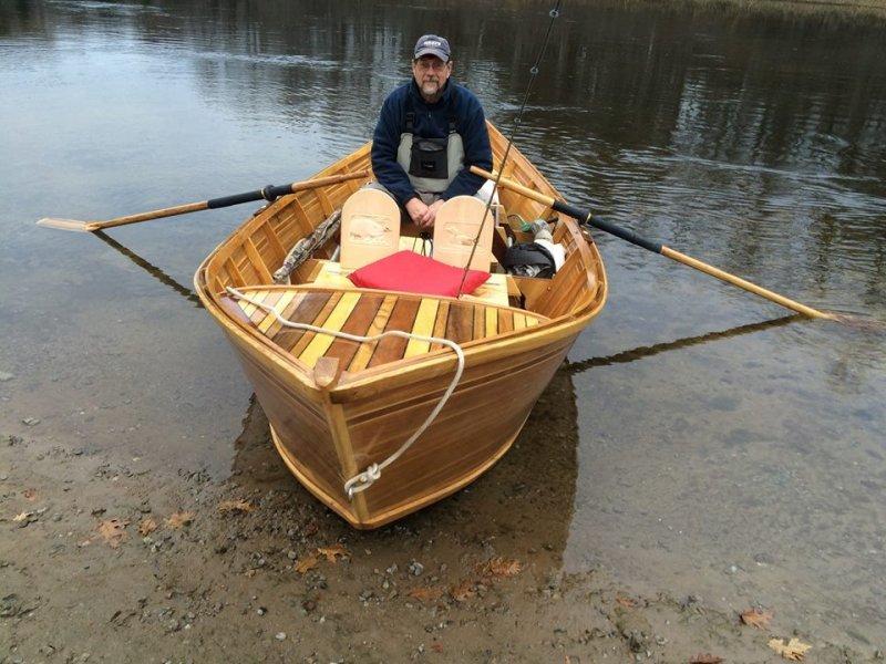 McKenzie River Drift Boat