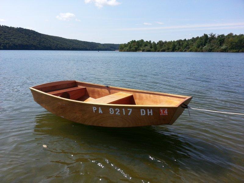 Sabotina dinghy