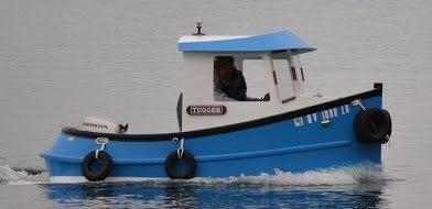 Starboard side on Lake Tahoe