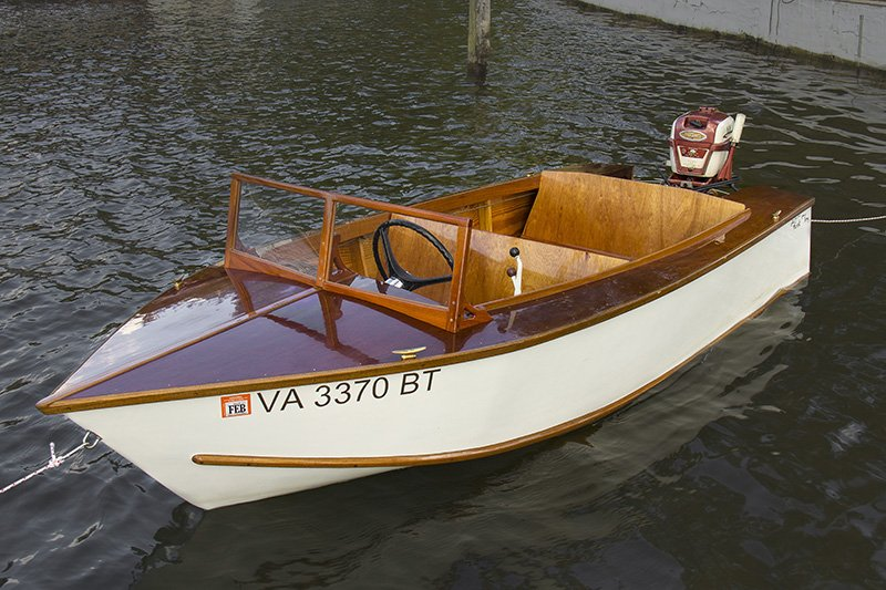 Runabout boat plans plywood boat for sale for Outboard motor for canoe