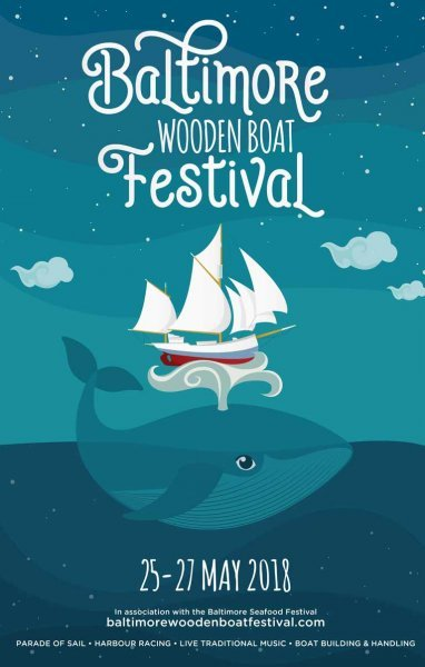 Baltimore Wooden Boat Festival, Co. Cork, Ireland.