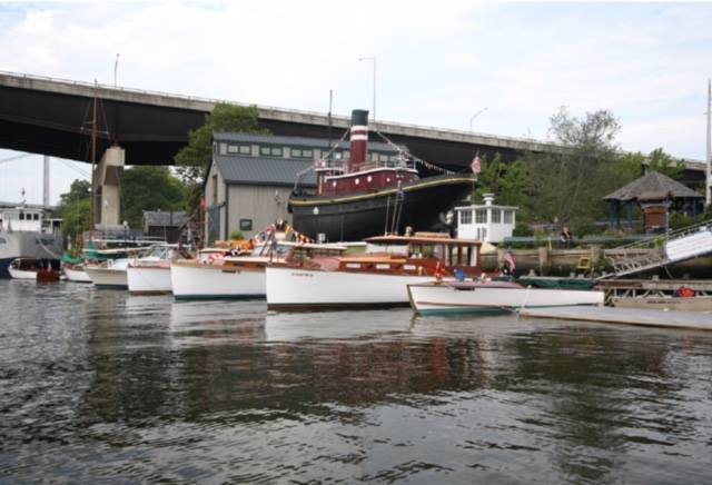 Hudson River Antique and Classic Boat Show