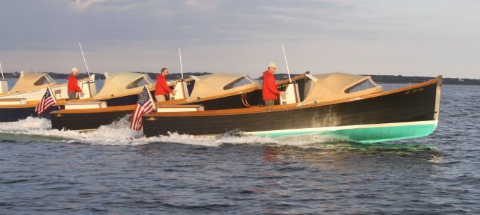 Tenth Annual Boatbuilders Show on Cape Cod (Photo: Pease Boatworks)