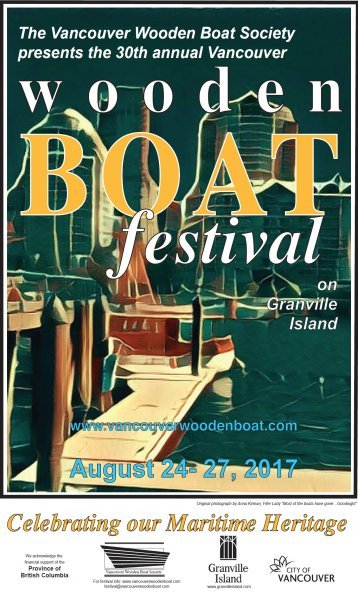 Vancouver Wooden Boat Festival