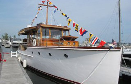 37th Annual Antique & Classic Boat Festival.