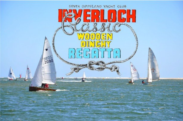 Inverloch Classic Wooden Dinghy Regatta