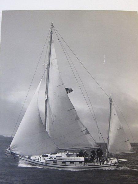 50' yawl CALYPSO (ex-MICHIGAN).