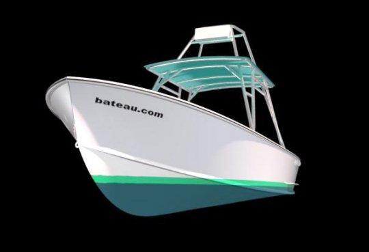 Gulfsteam 28X by bateau.com