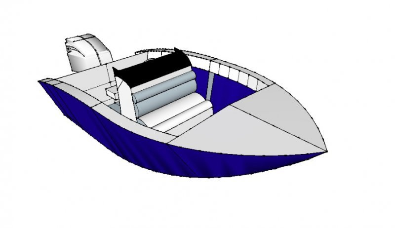 Talon Series boats.