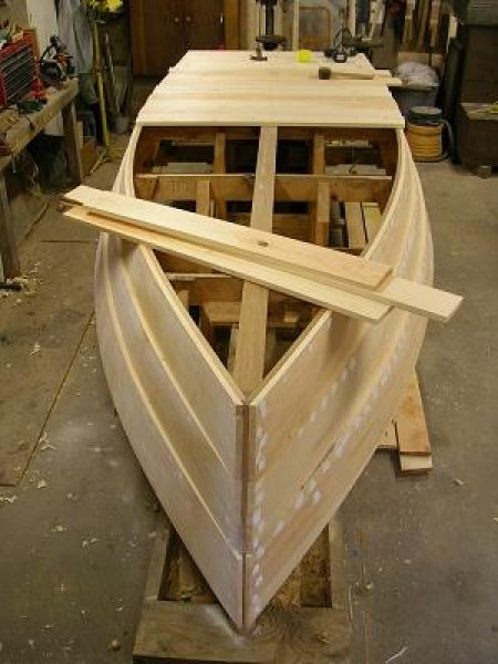 How To Dapple Rocking Horse, Flat Bottom Skiff Plans