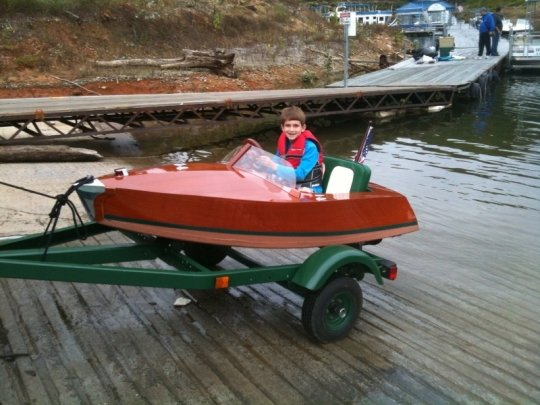 Small wooden runabout plans