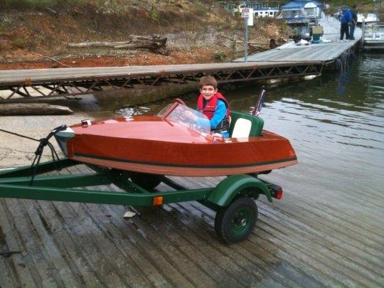 Jimmy's boat