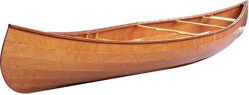Taiga Wooden Canoe