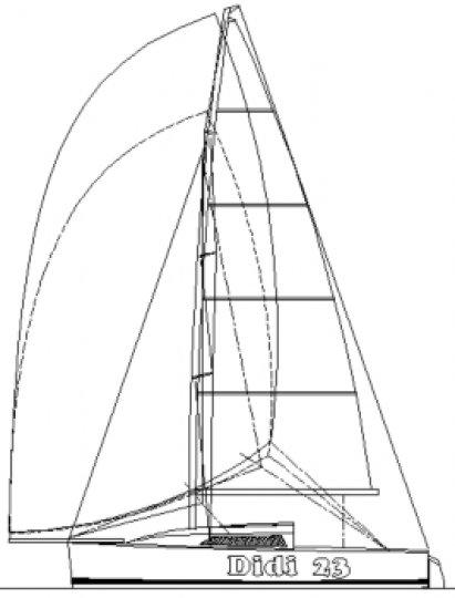 Didi 23 tall rig