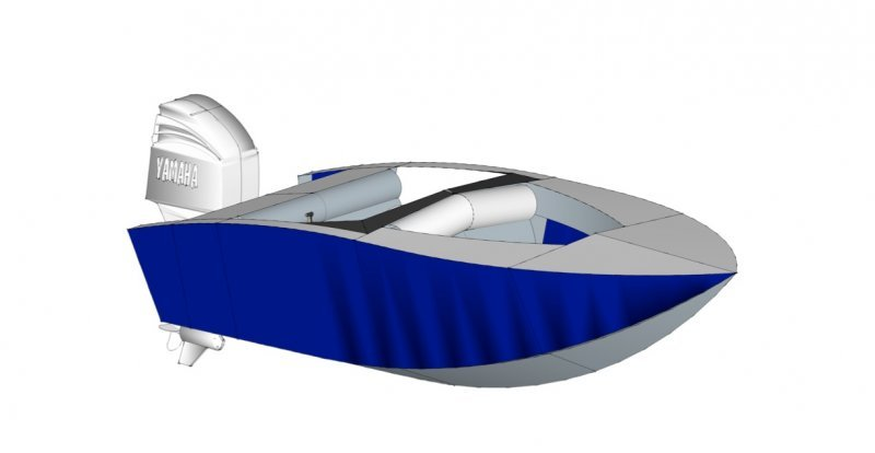 Anders Boats - Blue Pearl photo 1