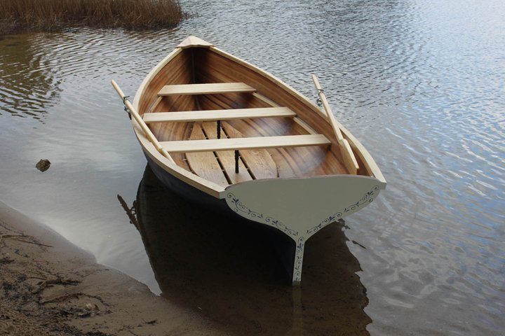 Sandy Point Boat Works Whitehall 14
