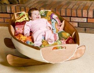 CLC Cradle Boat