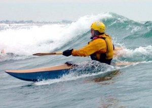 Matunuck Surf Kayak